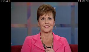 """""""Deus não está à venda"""", exorta Joyce Meyer em pregação sobre o amor incondicional"""""""