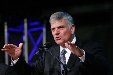 Franklin Graham alerta cristãos sobre candidatos de esquerda