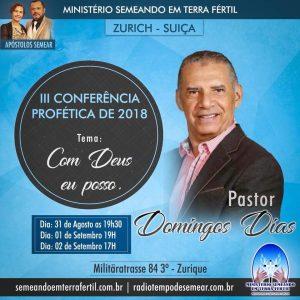 III Conferência Profética de 2018