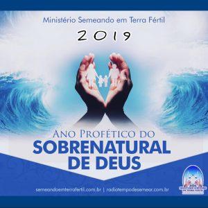 Nossa Virada com Cristo 2018 2019
