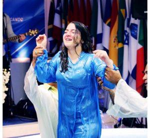 Batismo Semear