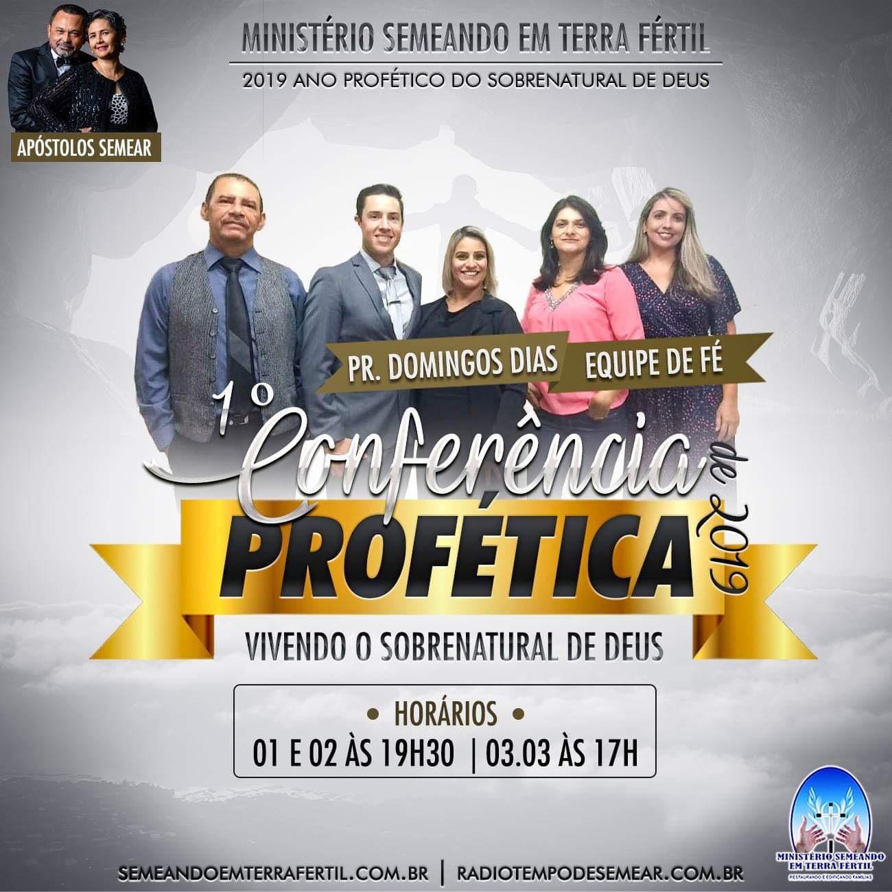 I Conferência Profética de 2019