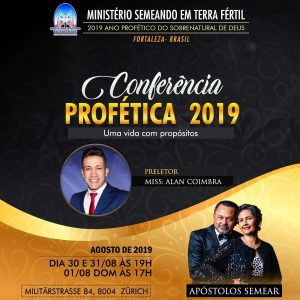 V Conferência Profética de 2019