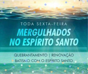MERGULHADOS NO ESPÍRITO SANTO