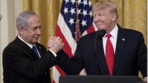 Evangélicos veem plano de paz de Trump como providencia divina